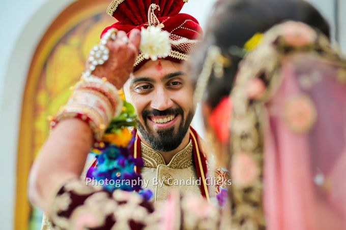 Rahul Weds Rakhi by Candid Clicks - 016