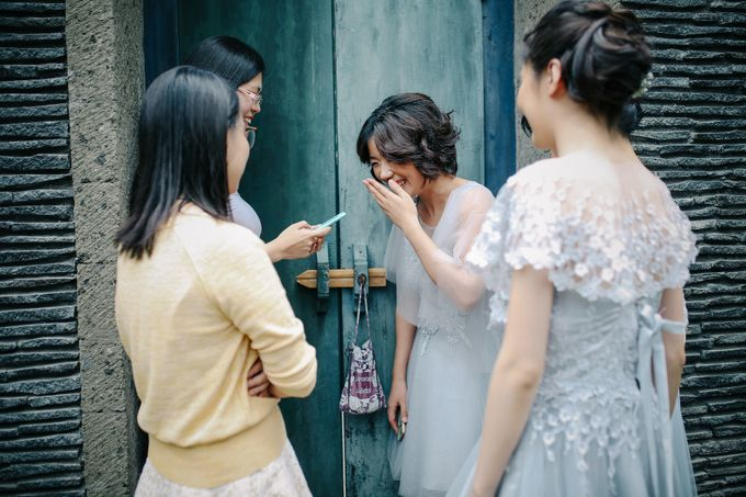 Ayana Bali Wedding |  Mengying & Yu Zhai by Eurasia Wedding - 007