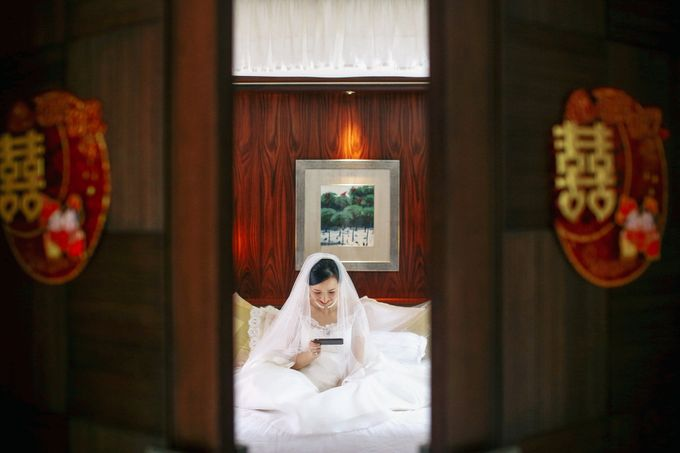 Ayana Bali Wedding |  Mengying & Yu Zhai by Eurasia Wedding - 006