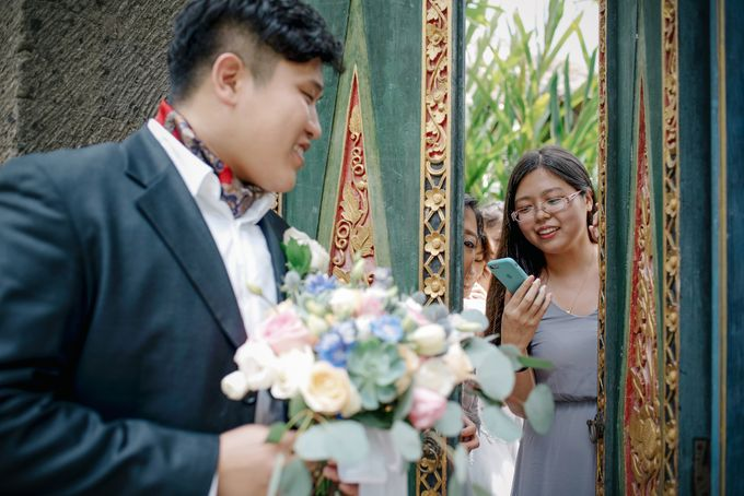Ayana Bali Wedding |  Mengying & Yu Zhai by Eurasia Wedding - 008