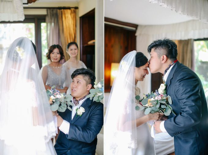 Ayana Bali Wedding |  Mengying & Yu Zhai by Eurasia Wedding - 010