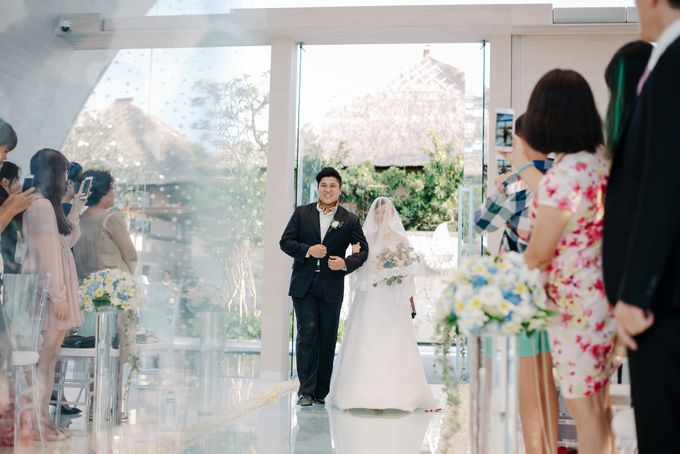 Ayana Bali Wedding |  Mengying & Yu Zhai by Eurasia Wedding - 015