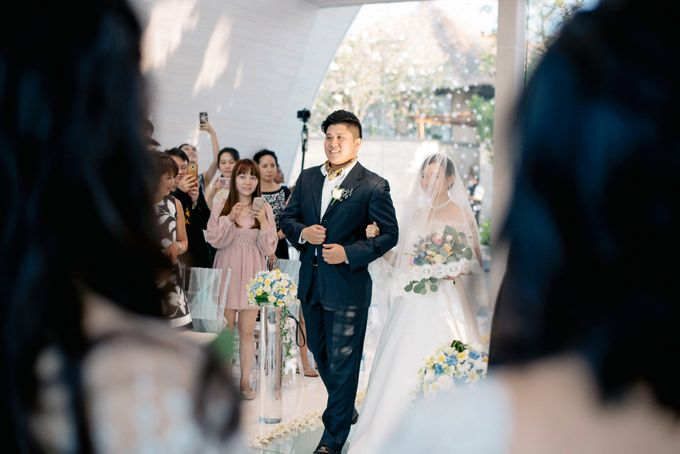 Ayana Bali Wedding |  Mengying & Yu Zhai by Eurasia Wedding - 016