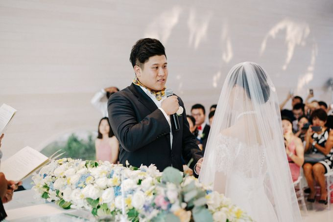 Ayana Bali Wedding |  Mengying & Yu Zhai by Eurasia Wedding - 020