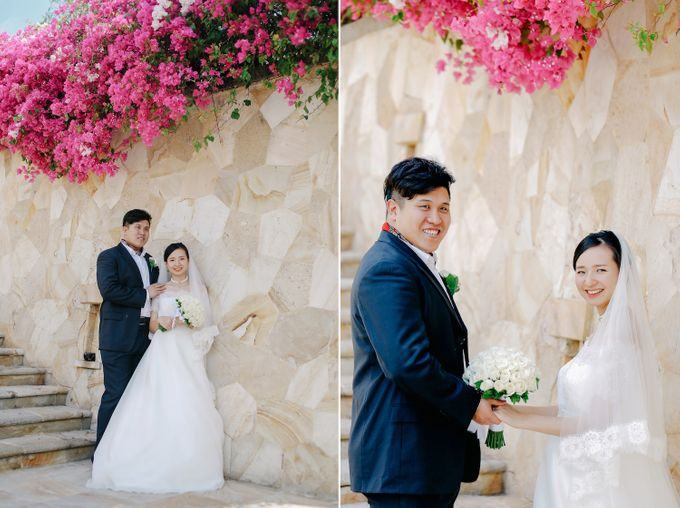 Ayana Bali Wedding |  Mengying & Yu Zhai by Eurasia Wedding - 029