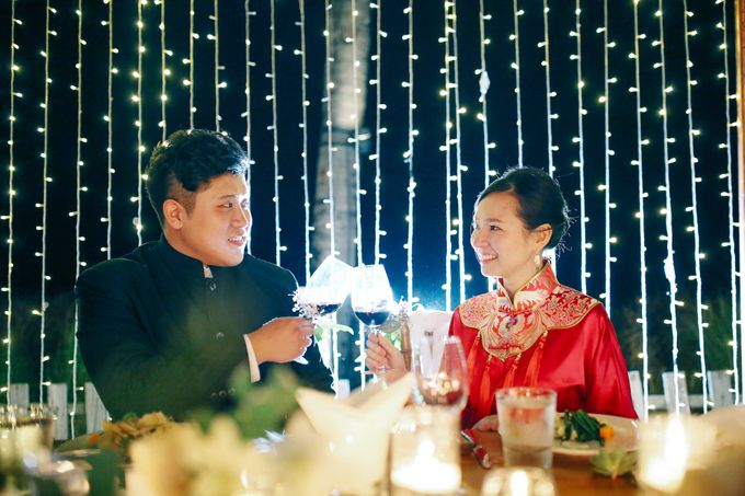 Ayana Bali Wedding |  Mengying & Yu Zhai by Eurasia Wedding - 043