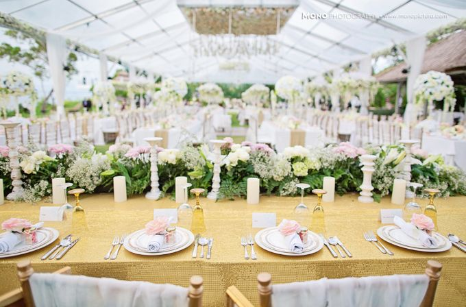 Enchanting Wedding in Tropical Paradise by STEVE'S DECOR - 008