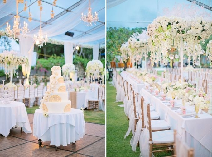Enchanting Wedding in Tropical Paradise by STEVE'S DECOR - 011