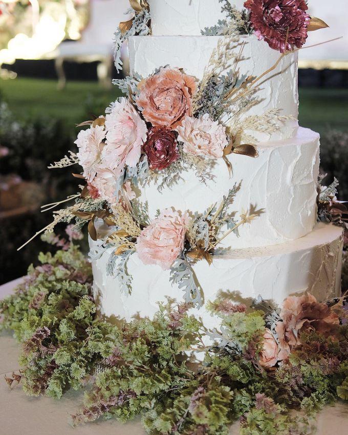 The Wedding of Yosep & Livita by KAIA Cakes & Co. - 002