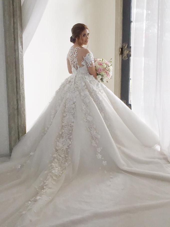 Bride: Marielle by Ayen Carmona Make Up Artist - 002
