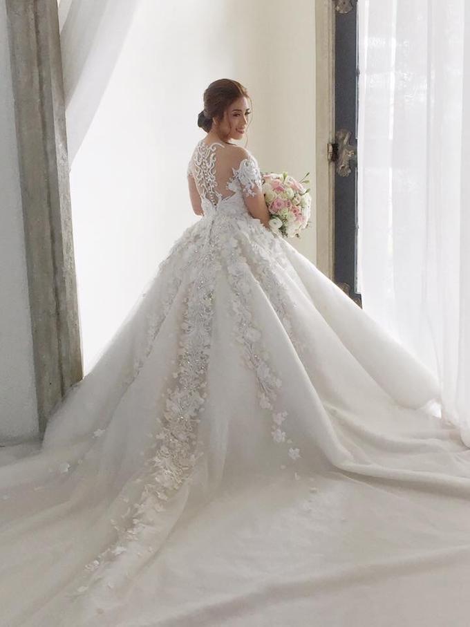 Bride: Marielle by Ayen Carmona Make Up Artist - 001
