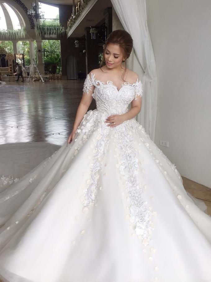 Bride: Marielle by Ayen Carmona Make Up Artist - 004