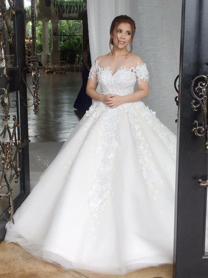 Bride: Marielle by Ayen Carmona Make Up Artist - 003
