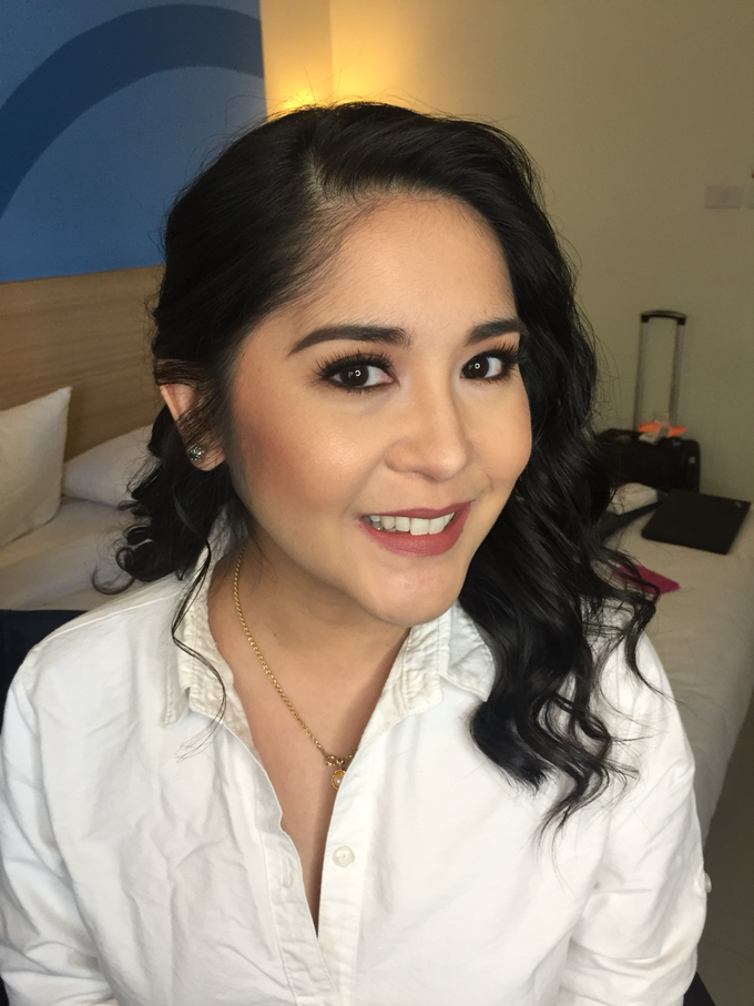 Bridal Trial Make Up: Ria Yulo by Ayen Carmona Make Up Artist - 003