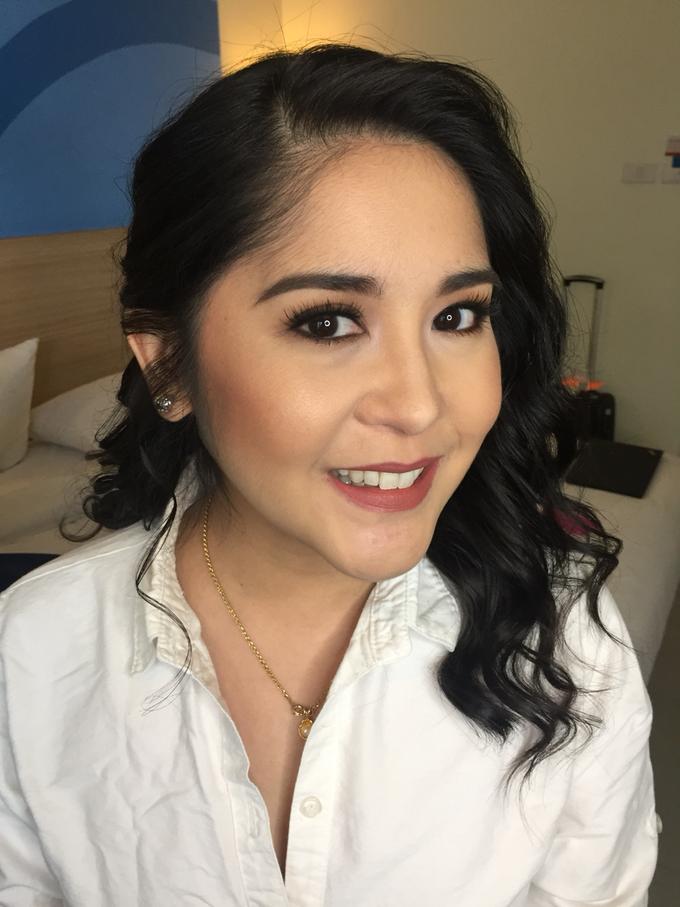 Bridal Trial Make Up: Ria Yulo by Ayen Carmona Make Up Artist - 001