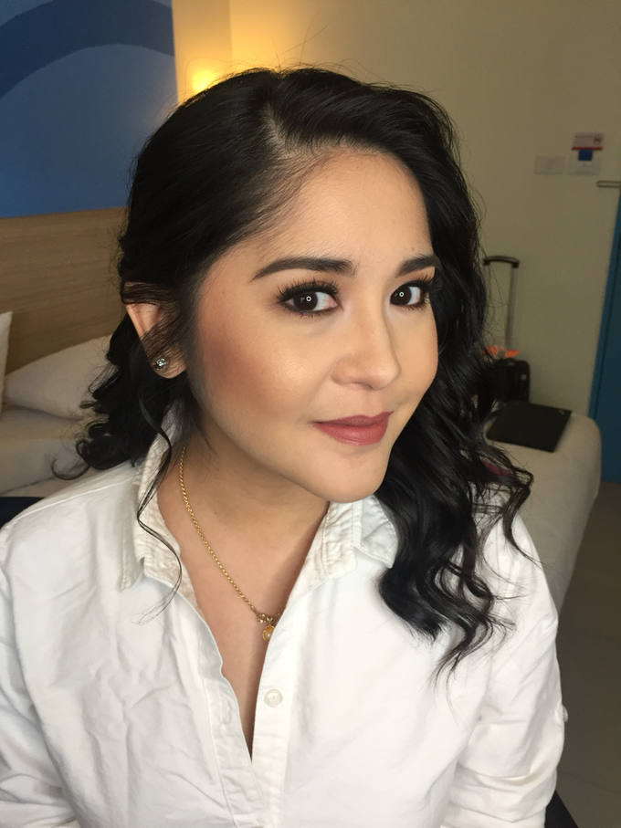 Bridal Trial Make Up: Ria Yulo by Ayen Carmona Make Up Artist - 005