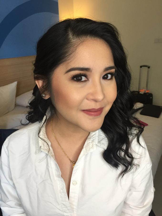 Bridal Trial Make Up: Ria Yulo by Ayen Carmona Make Up Artist - 004