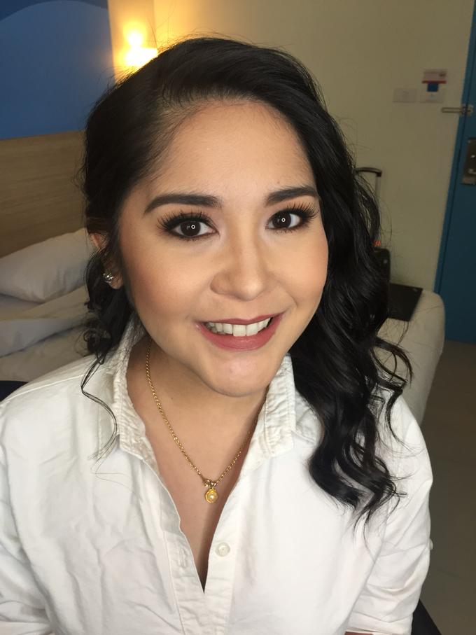 Bridal Trial Make Up: Ria Yulo by Ayen Carmona Make Up Artist - 009