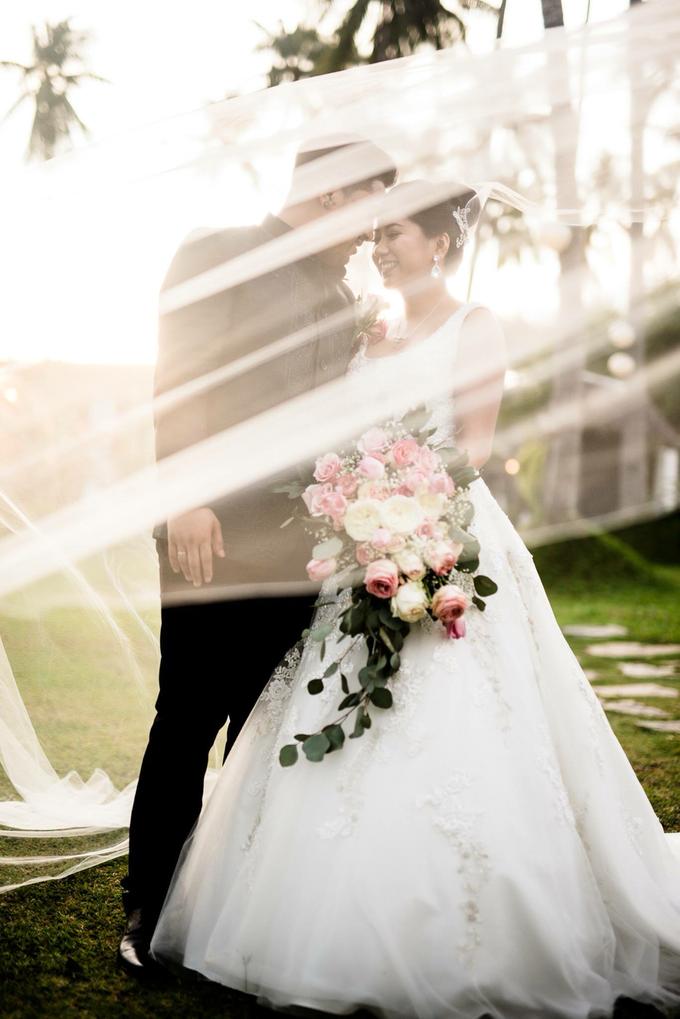 Hector and Kaye Wedding by Ayen Carmona Make Up Artist - 001