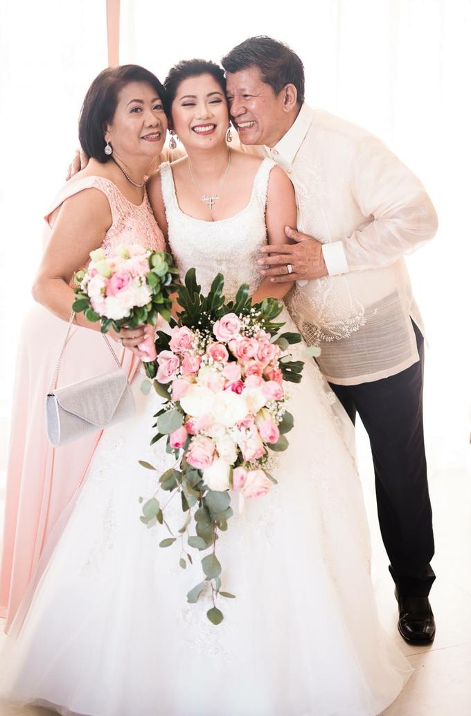Hector and Kaye Wedding by Ayen Carmona Make Up Artist - 003