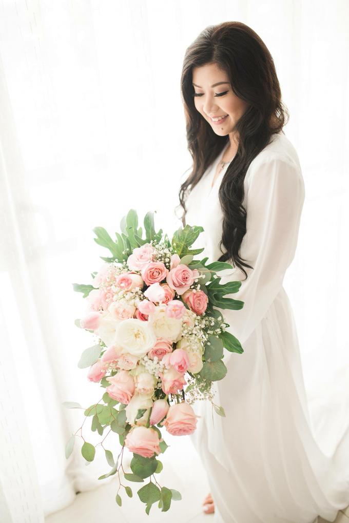 Hector and Kaye Wedding by Ayen Carmona Make Up Artist - 011