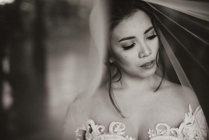Marielle and Angelo wedding by Ayen Carmona Make Up Artist - 006
