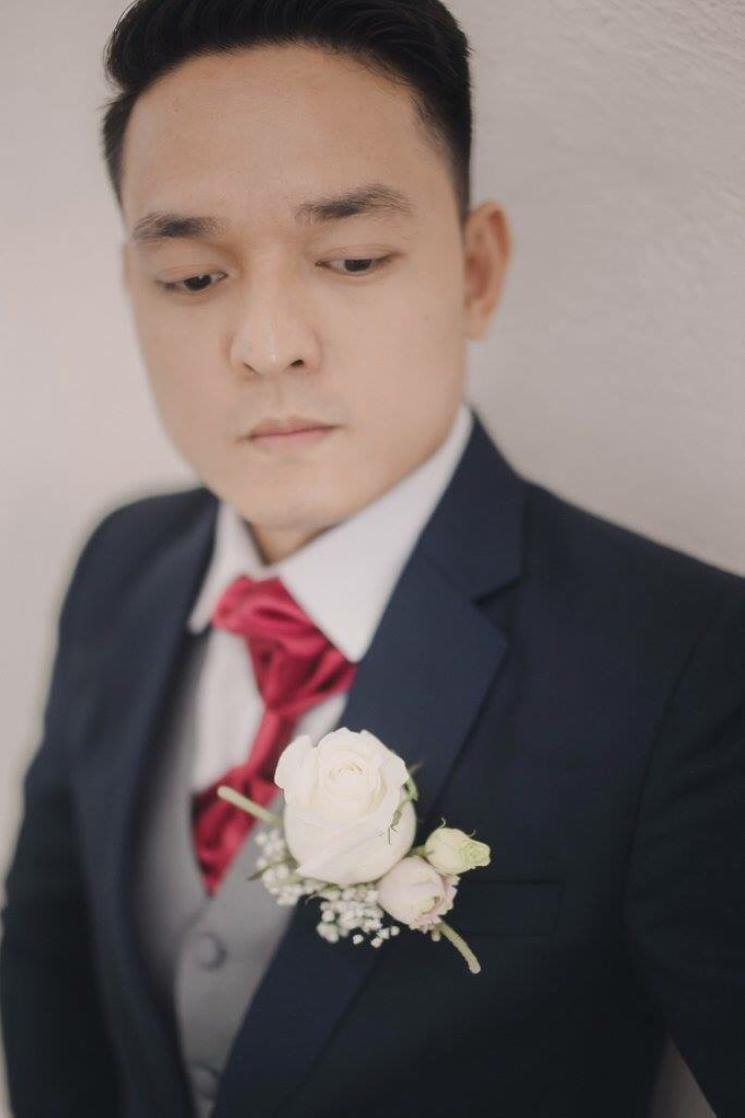Marielle and Angelo wedding by Ayen Carmona Make Up Artist - 011