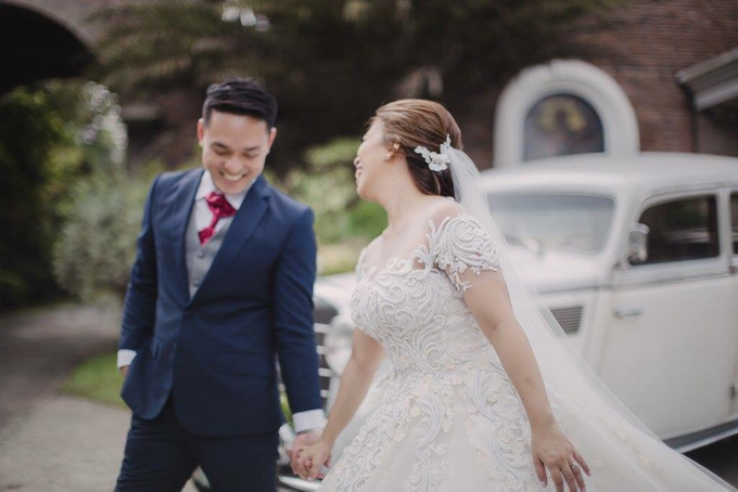 Marielle and Angelo wedding by Ayen Carmona Make Up Artist - 019