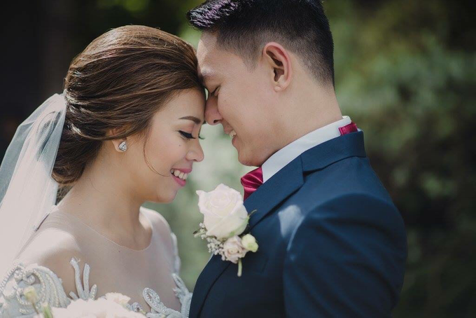 Marielle and Angelo wedding by Ayen Carmona Make Up Artist - 021