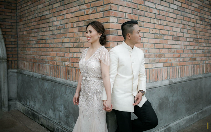 Couple: Chinee & Ernest by Ayen Carmona Make Up Artist - 001