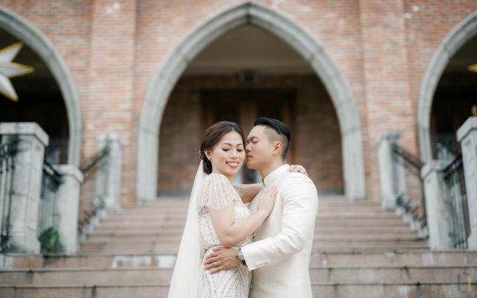 Couple: Chinee & Ernest by Ayen Carmona Make Up Artist - 003
