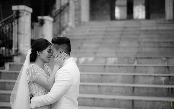 Couple: Chinee & Ernest by Ayen Carmona Make Up Artist - 002