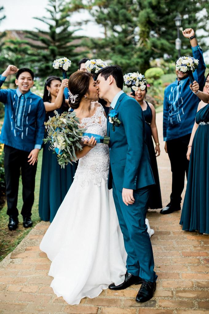 Eunice and Jason wedding by Ayen Carmona Make Up Artist - 005
