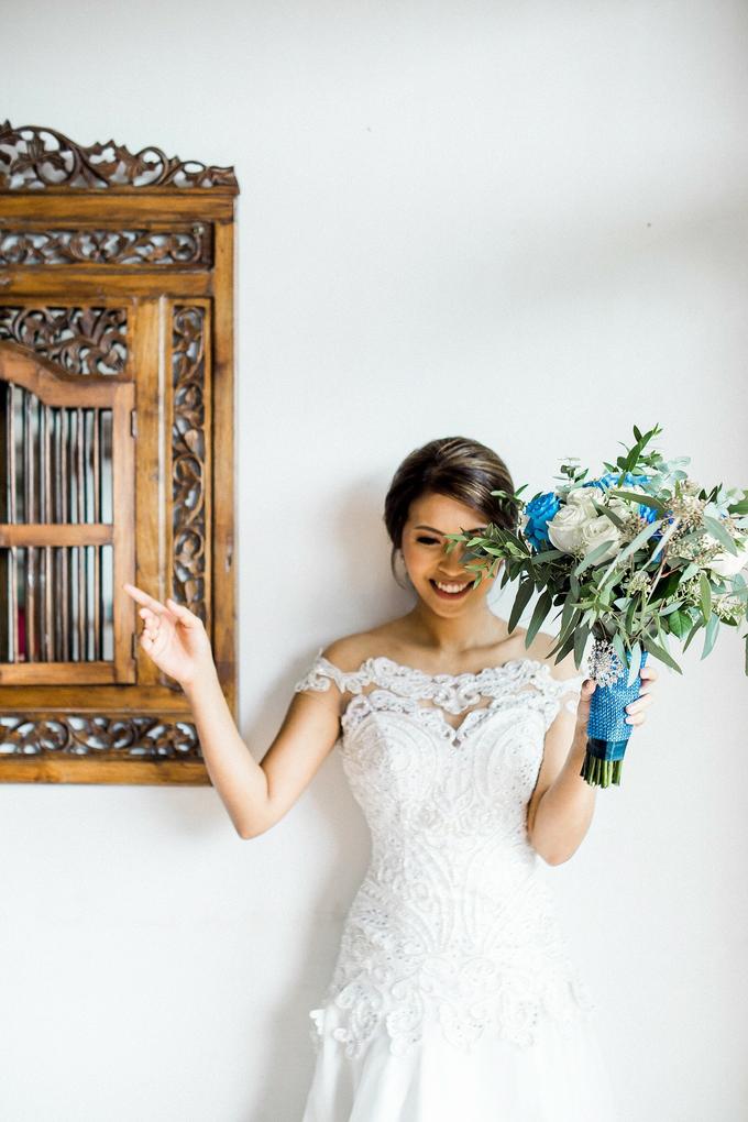 Eunice and Jason wedding by Ayen Carmona Make Up Artist - 001
