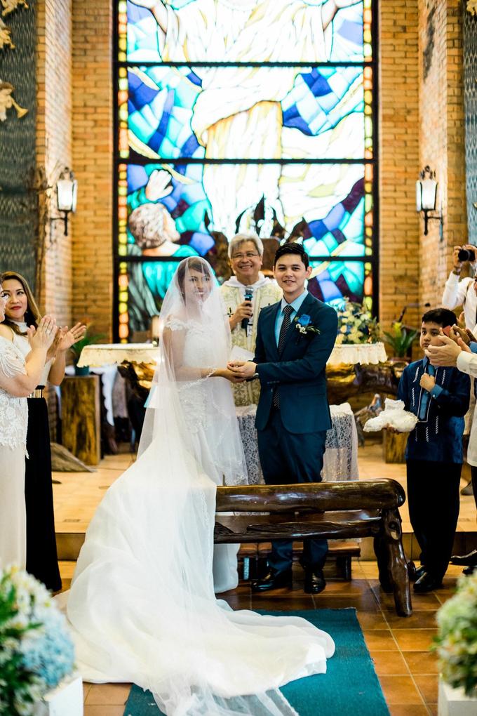 Eunice and Jason wedding by Ayen Carmona Make Up Artist - 008