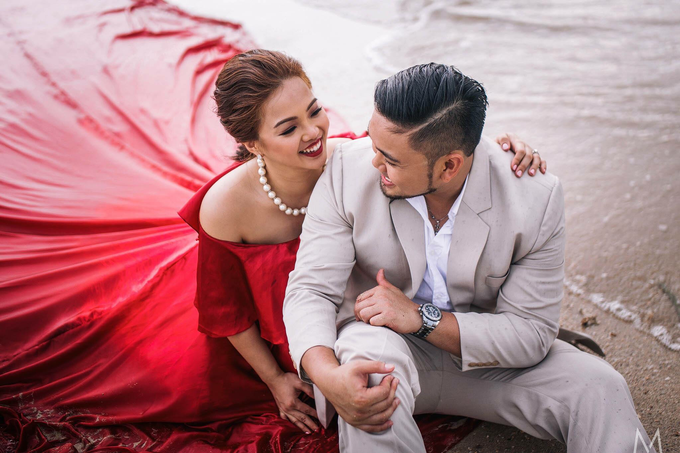 Thea and Pierre pre nup by Ayen Carmona Make Up Artist - 006