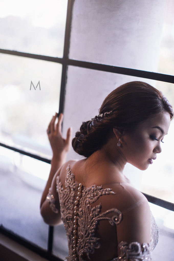 Thea and Pierre nuptial by Ayen Carmona Make Up Artist - 005