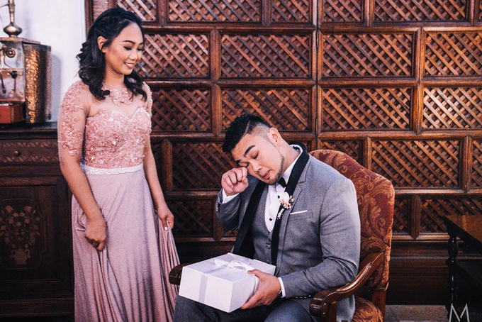 Thea and Pierre nuptial by Ayen Carmona Make Up Artist - 017