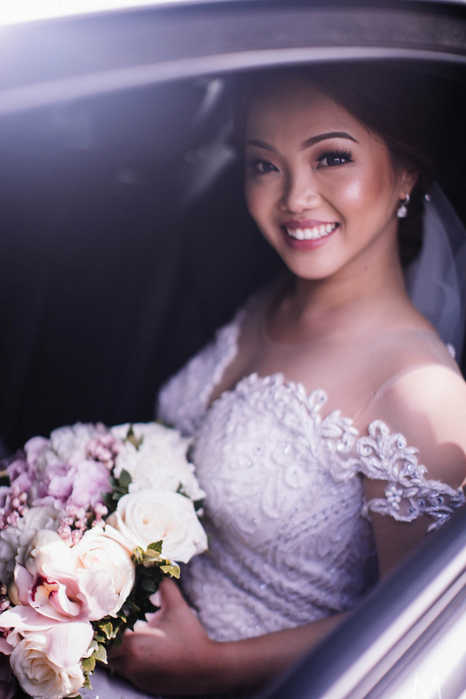 Thea and Pierre nuptial by Ayen Carmona Make Up Artist - 023