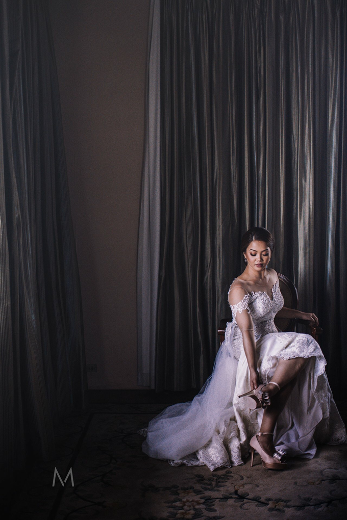 Thea and Pierre nuptial by Ayen Carmona Make Up Artist - 037