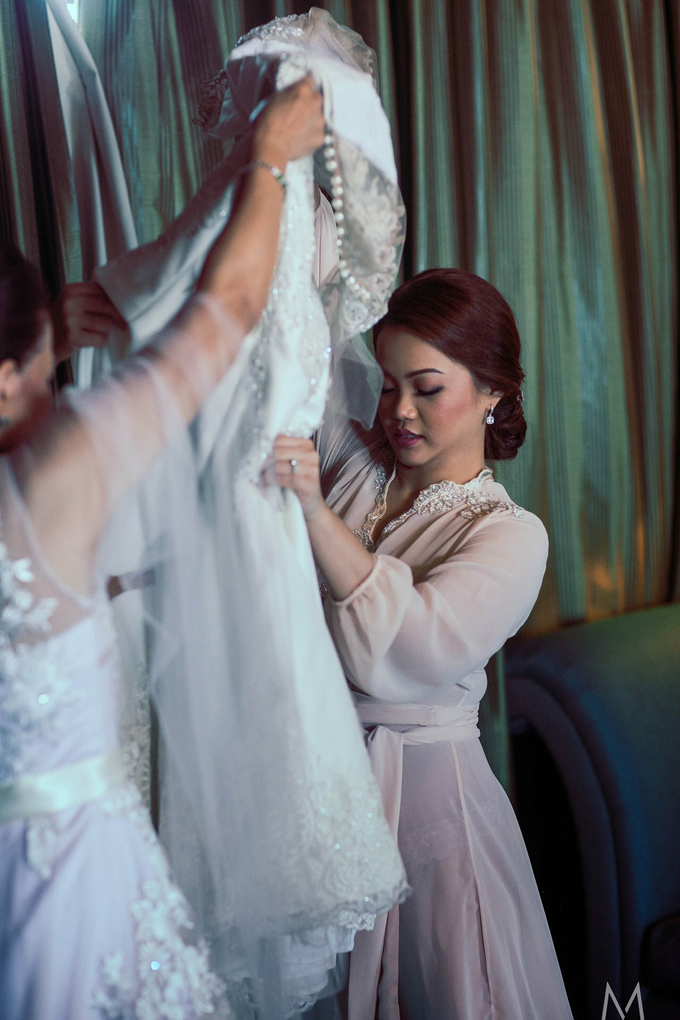 Thea and Pierre nuptial by Ayen Carmona Make Up Artist - 045