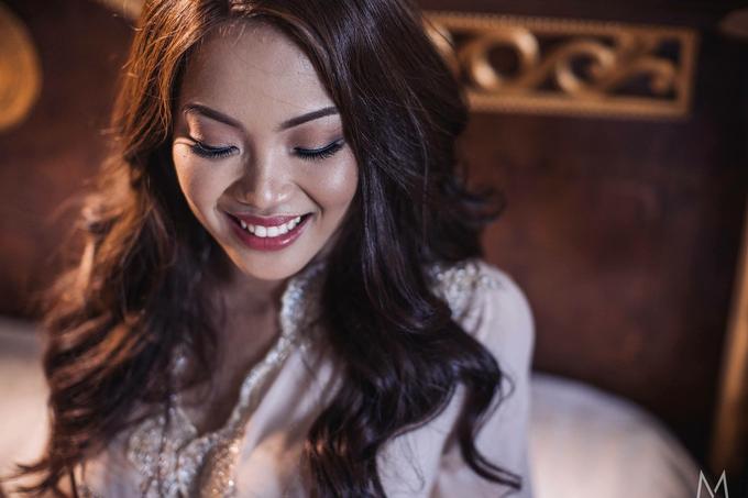 Bride Althea by Ayen Carmona Make Up Artist - 001
