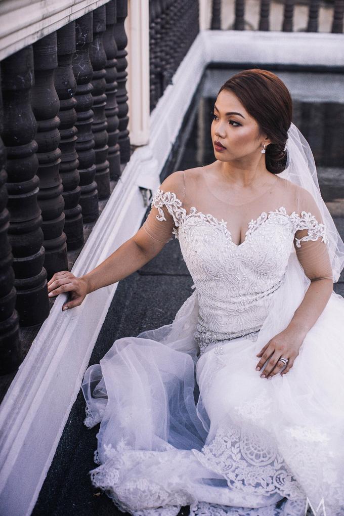 Bride Althea by Ayen Carmona Make Up Artist - 008