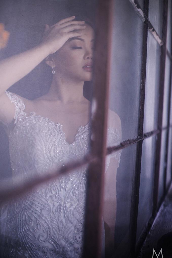 Bride Althea by Ayen Carmona Make Up Artist - 009