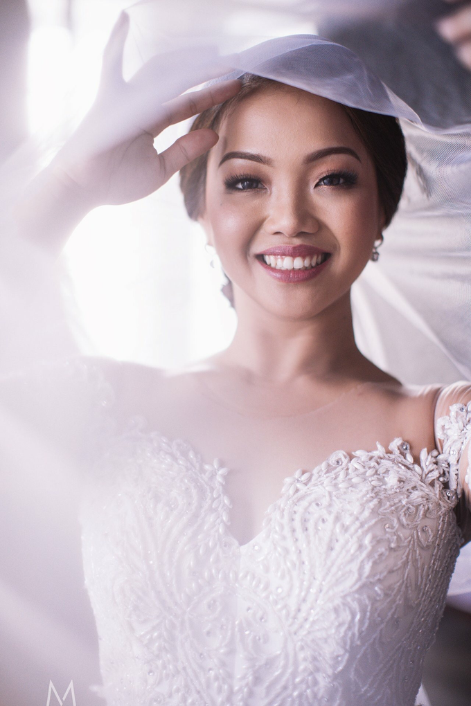 Bride Althea by Ayen Carmona Make Up Artist - 012