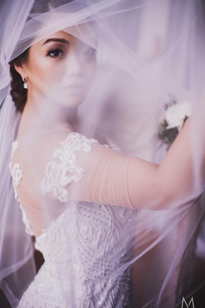 Bride Althea by Ayen Carmona Make Up Artist - 014