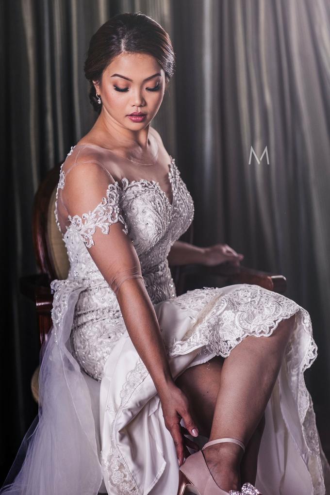 Bride Althea by Ayen Carmona Make Up Artist - 017