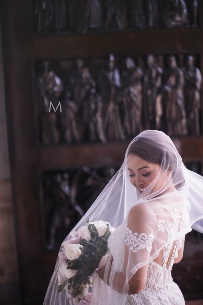 Bride Althea by Ayen Carmona Make Up Artist - 019