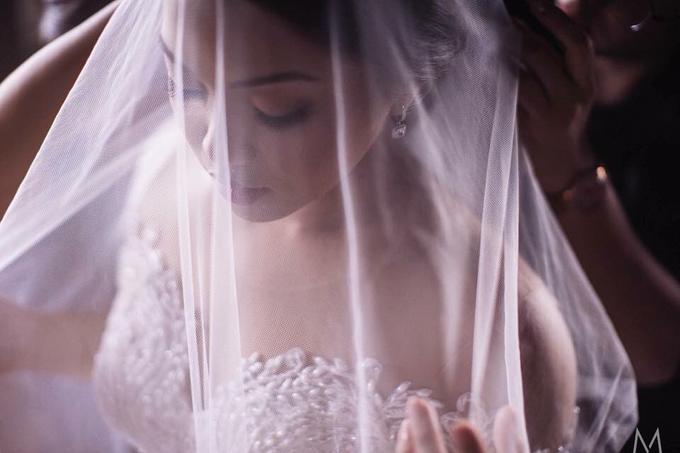 Bride Althea by Ayen Carmona Make Up Artist - 021