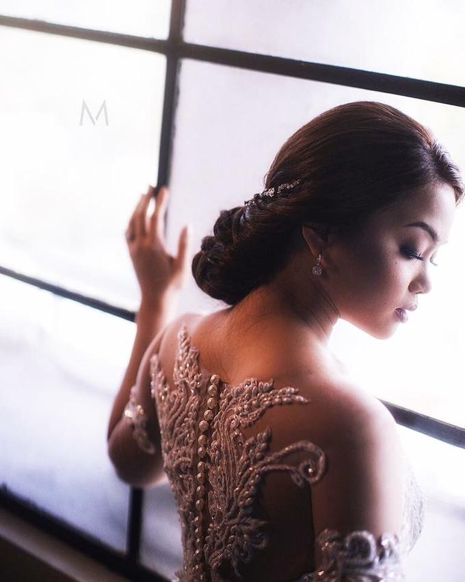 Bride Althea by Ayen Carmona Make Up Artist - 020